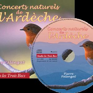 Ardèche – pochetteCD
