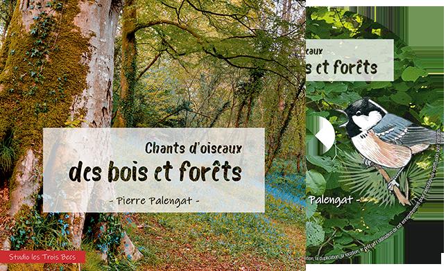 Forêts v2 – pochetteCD