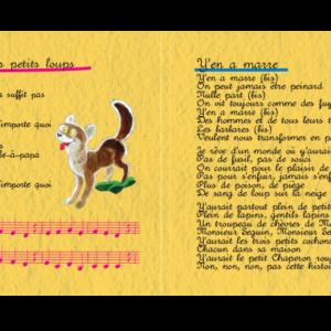 loup – extrait 3