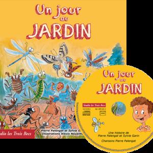 1J jardin – livreCD