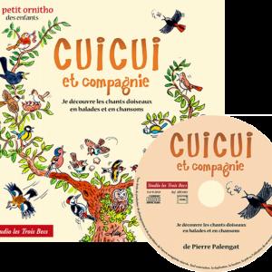 Cuicui – livreCD