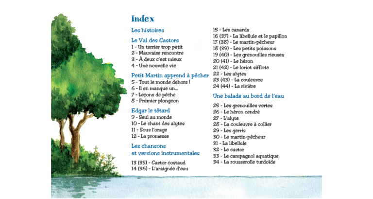 Rivière – extrait 10